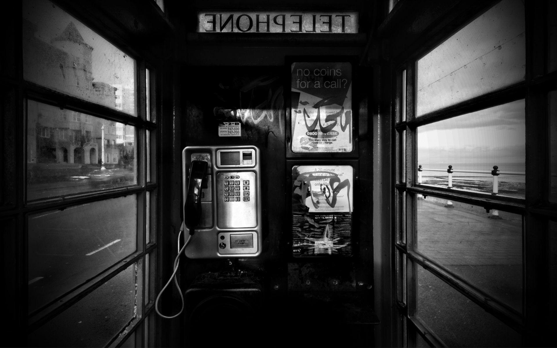 Cabina Telefonica : Cabina telefonica