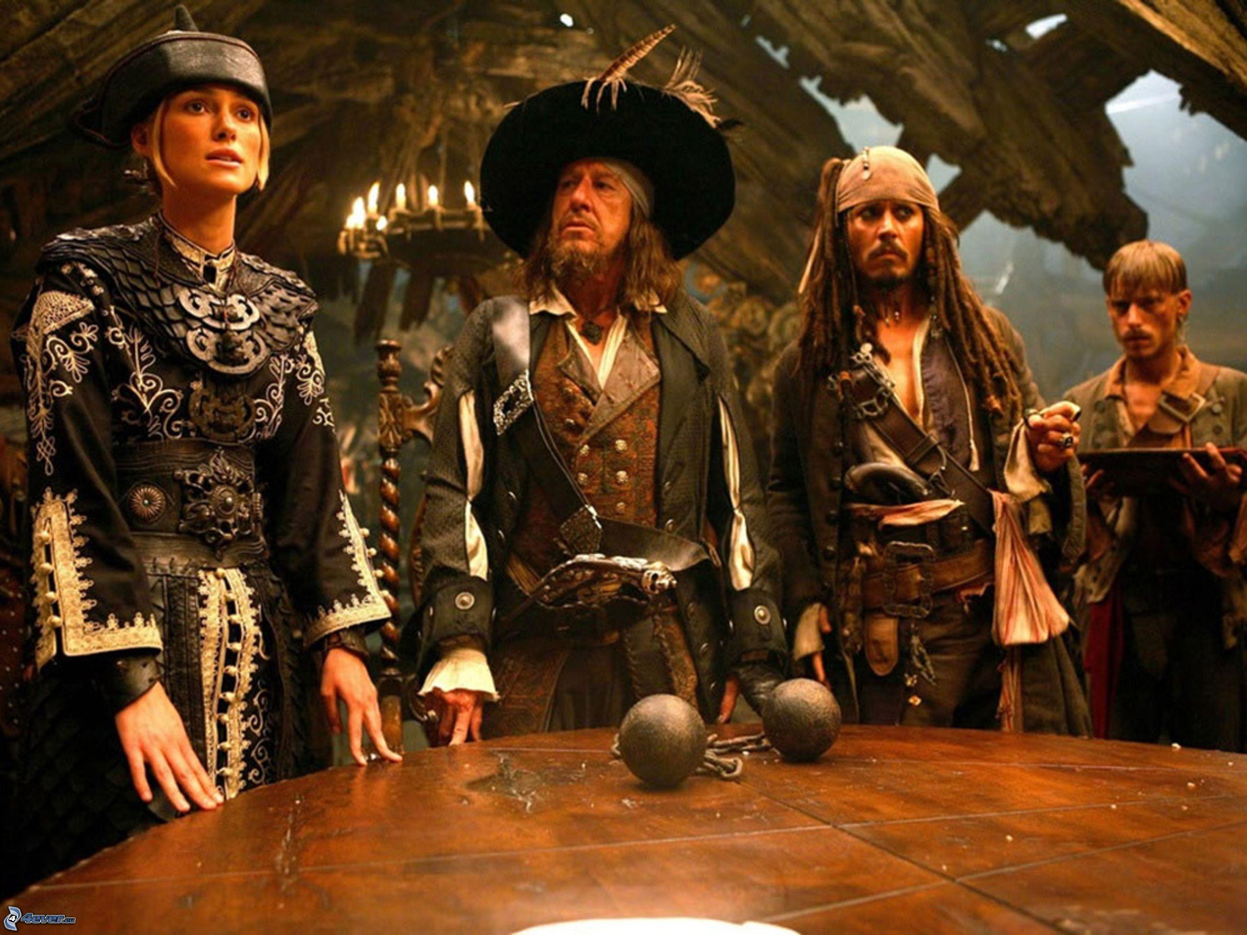 Фильм Пираты Карибского моря: Мертвецы не рассказывают сказки 3д смотреть онлайн