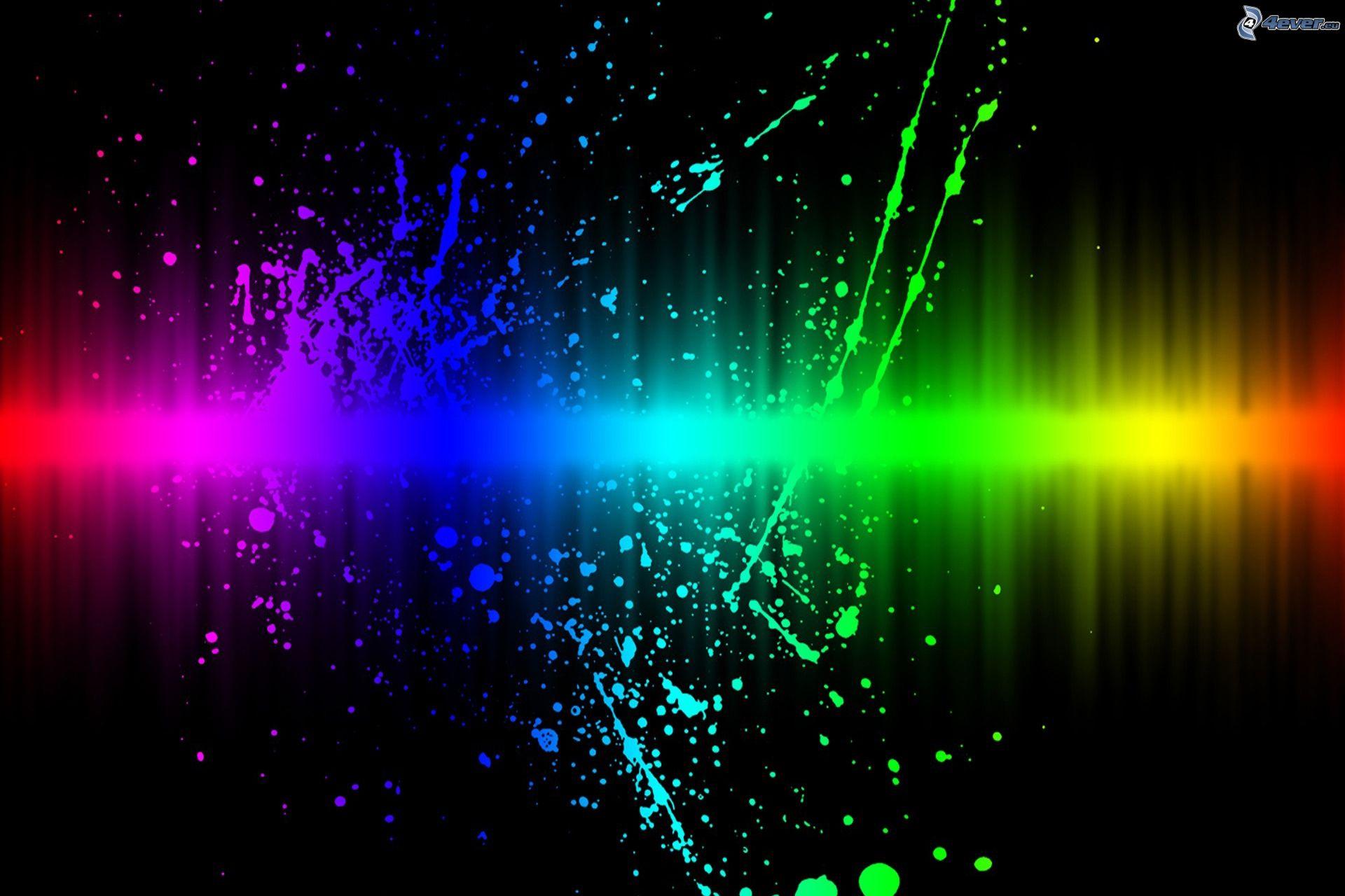 Astrazione colorata
