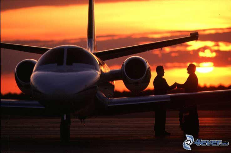 Jet Privato Falcon : Jet privato