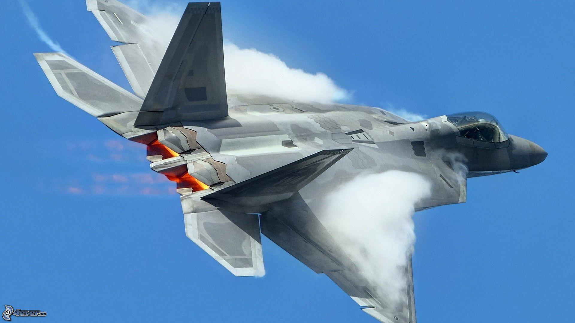 Aereo Da Caccia F 22 Raptor : F raptor