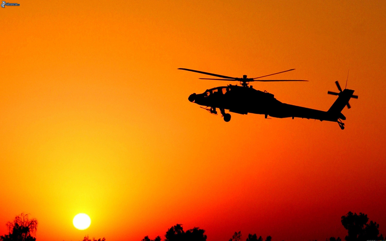 Elicottero Arancione : Ah apache