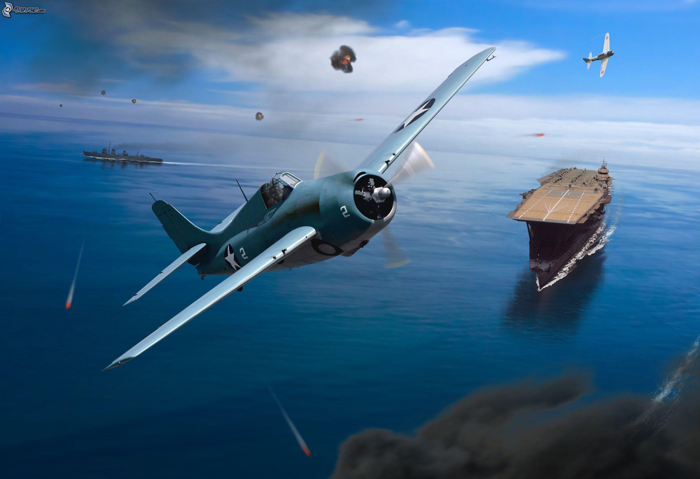 Aereo Da Guerra Caccia : Guerra aerea