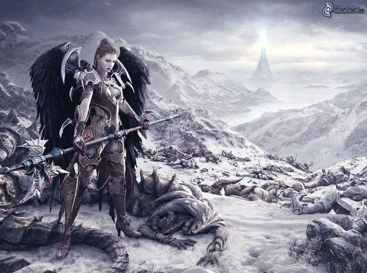 imagenes de guerreras