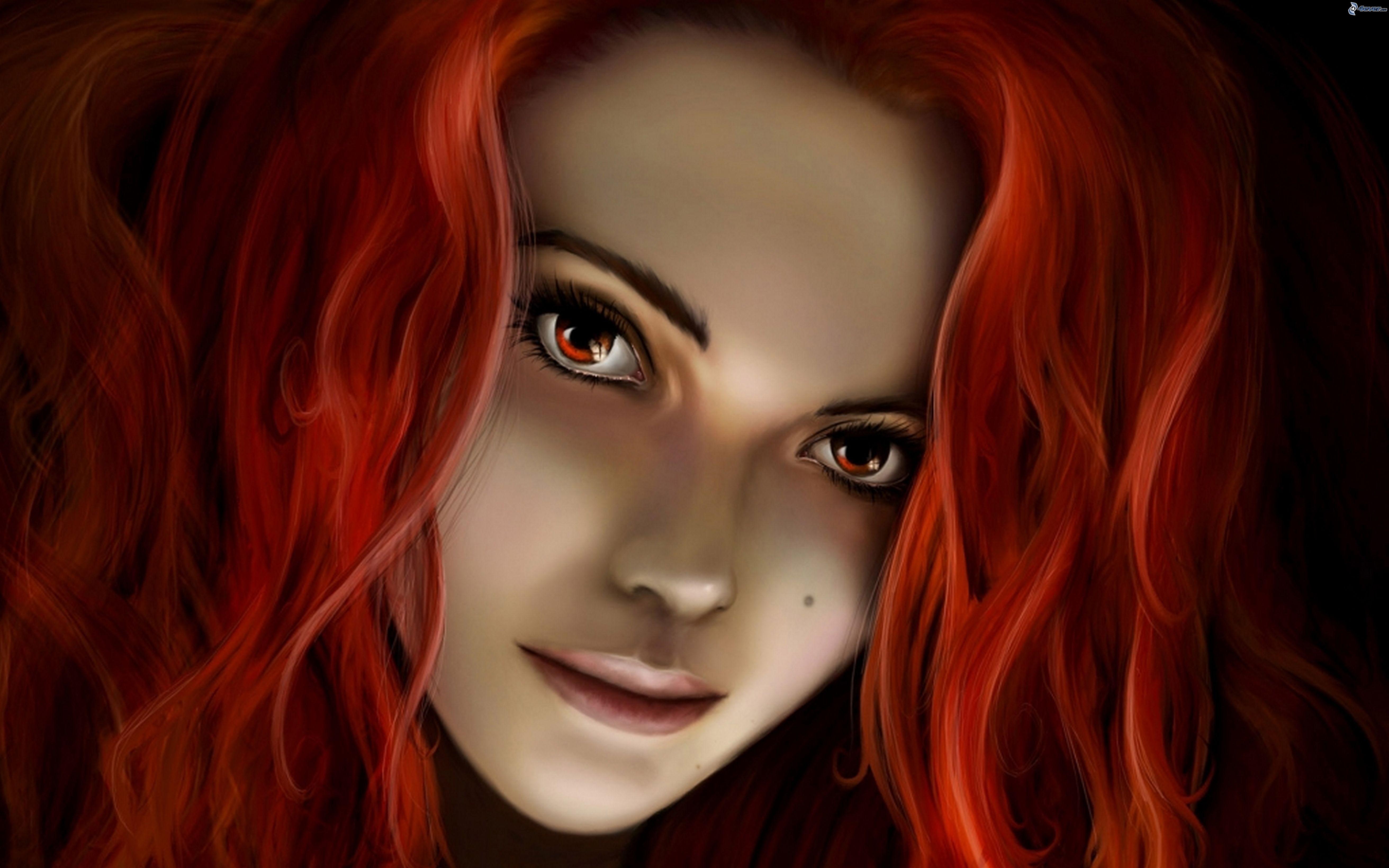 Anna dai capelli rossi cartone