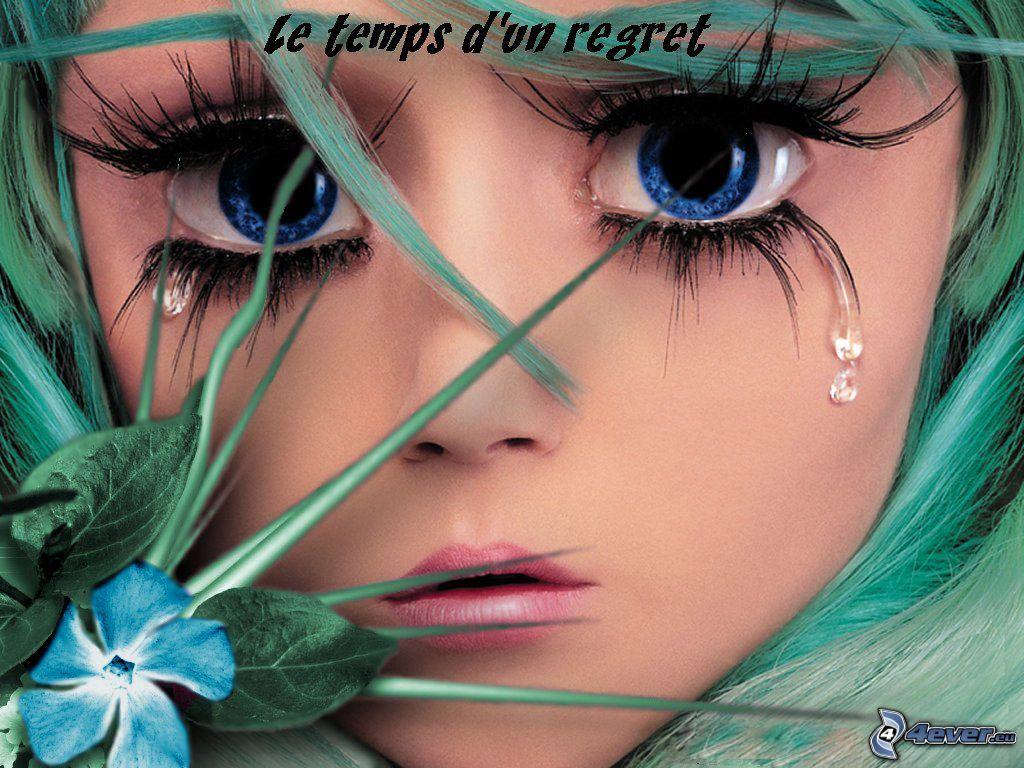 Eccezionale Lacrime AN36
