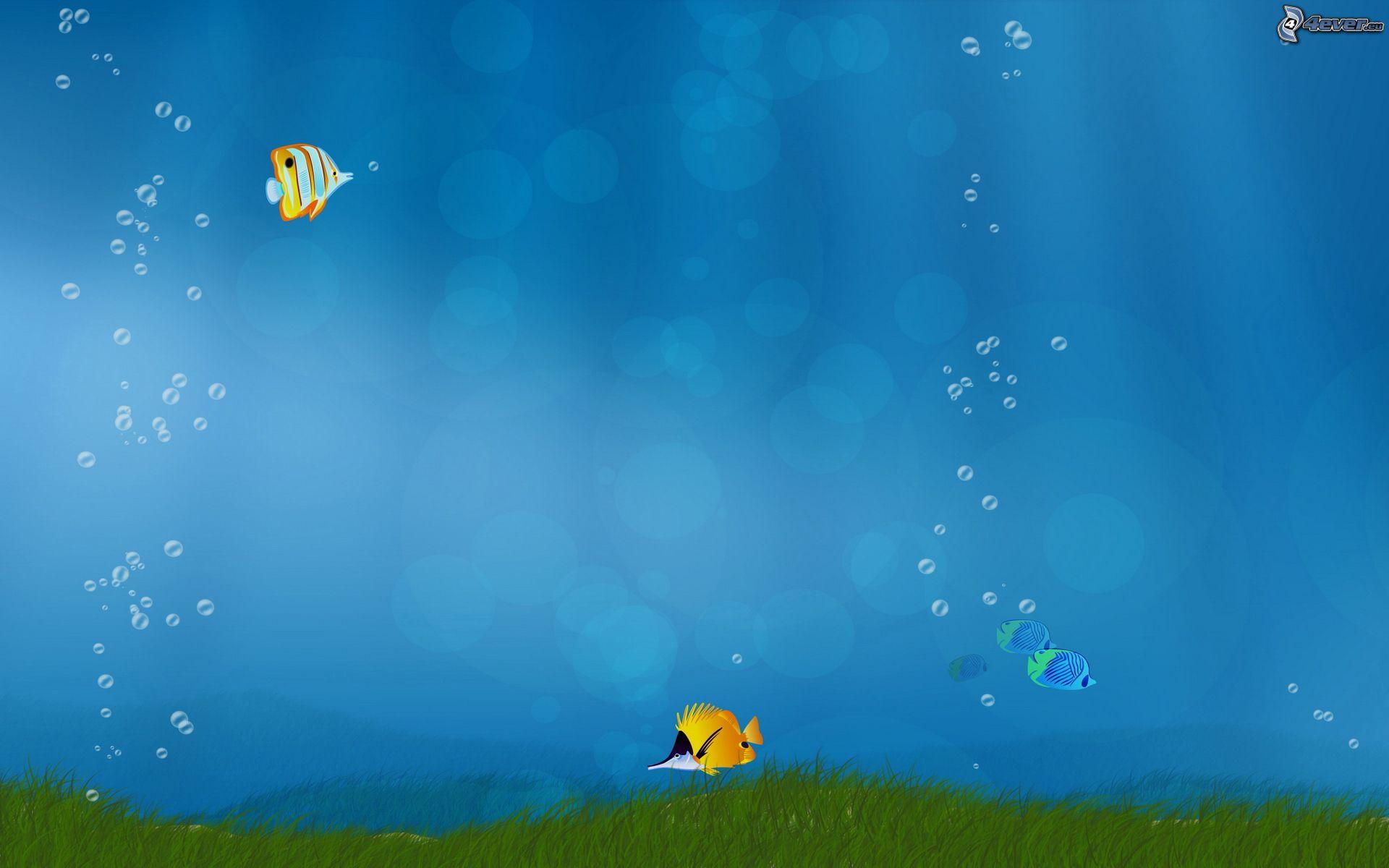 Pesci - Cartoni animati mare immagini ...