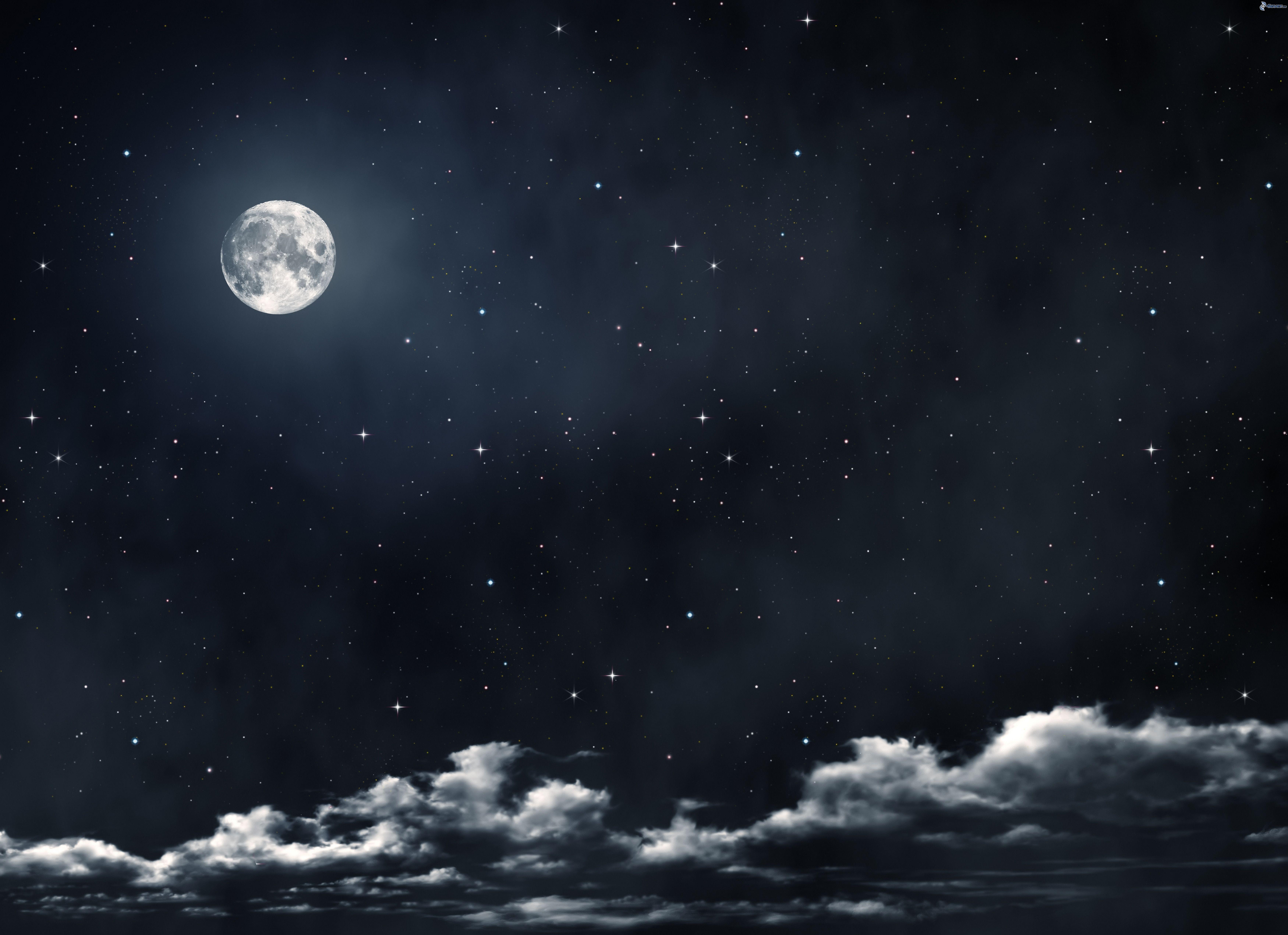 luna ti cielo: