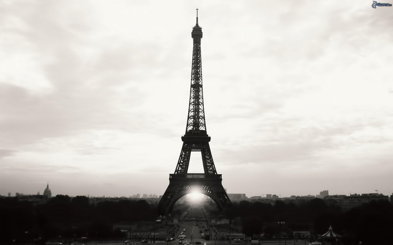 Torre eiffel for Sfondi bianco e nero tumblr