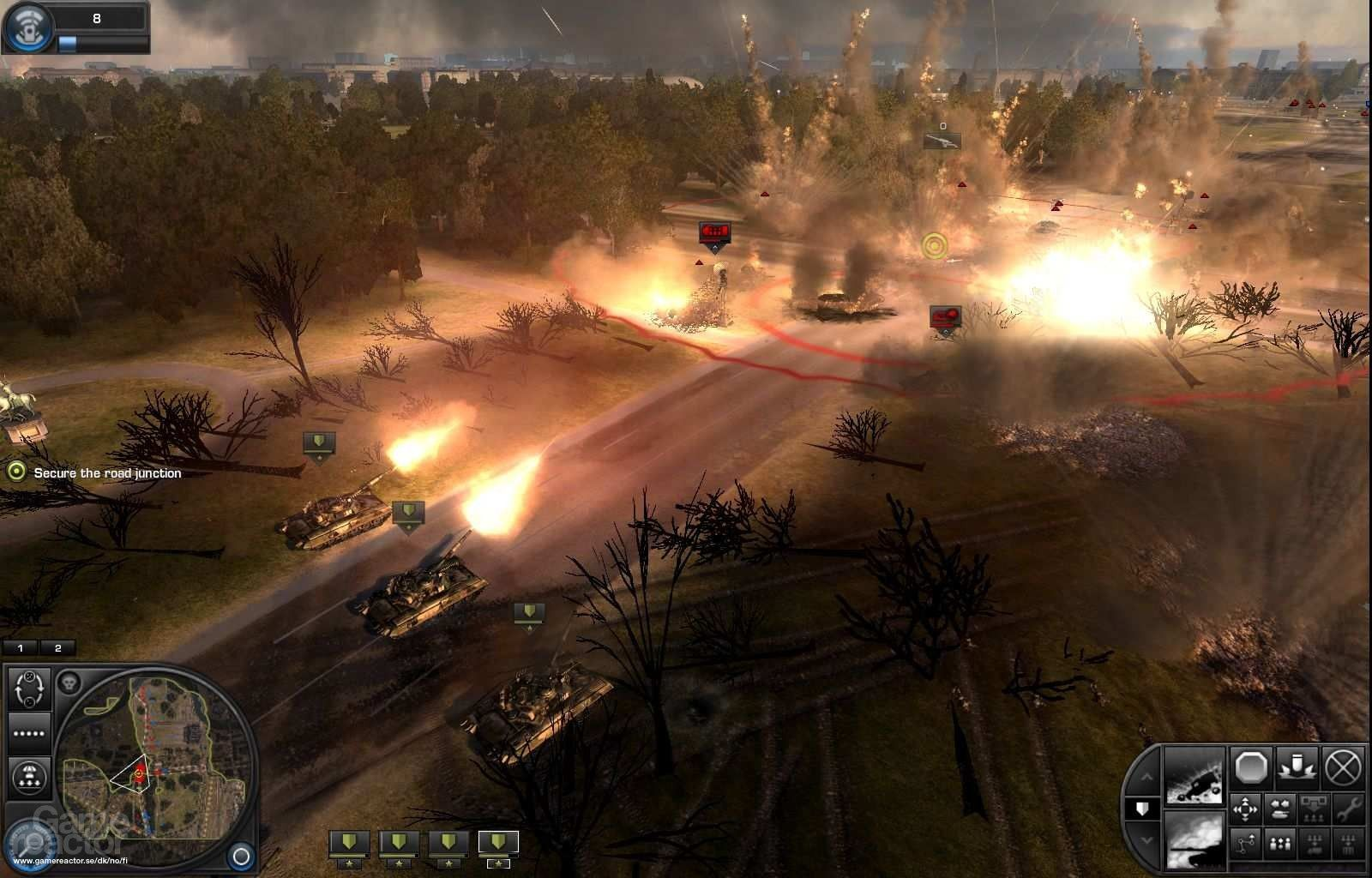 world in conflict download size