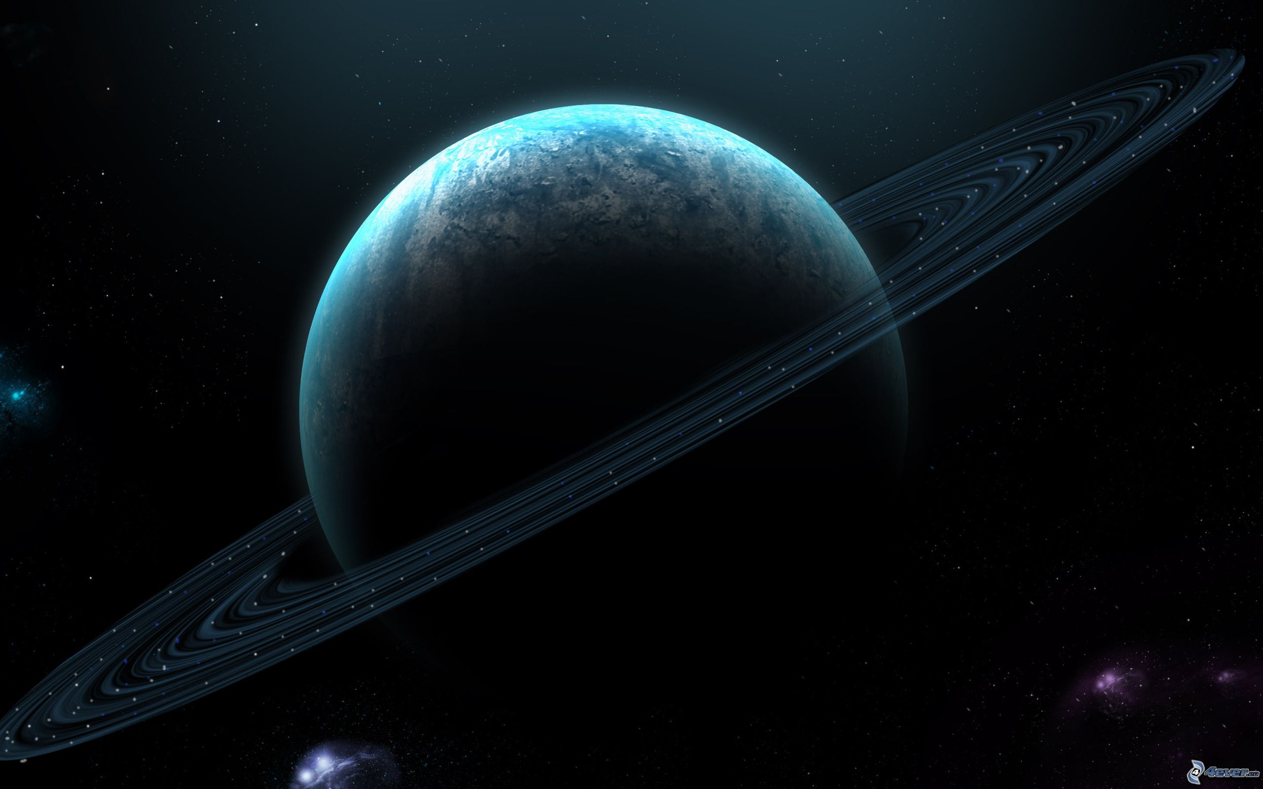 if the the planets had rings - photo #48